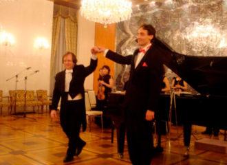 Концерт в Российском посольстве в Токио, 2008 г.