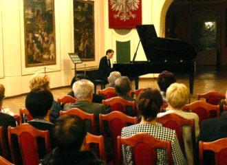 Концерт в Бжеге, декабрь 2014 г.